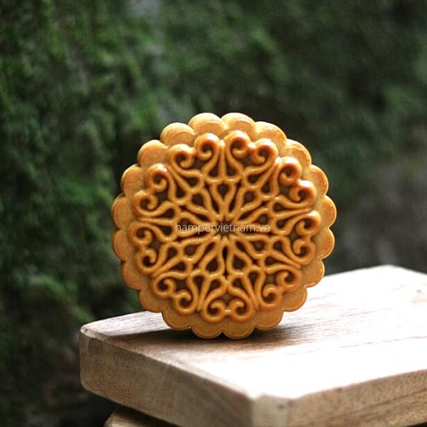 Hương vị bánh trung thu nhân quế hoa kích thích khứu giác lẫn vị giác