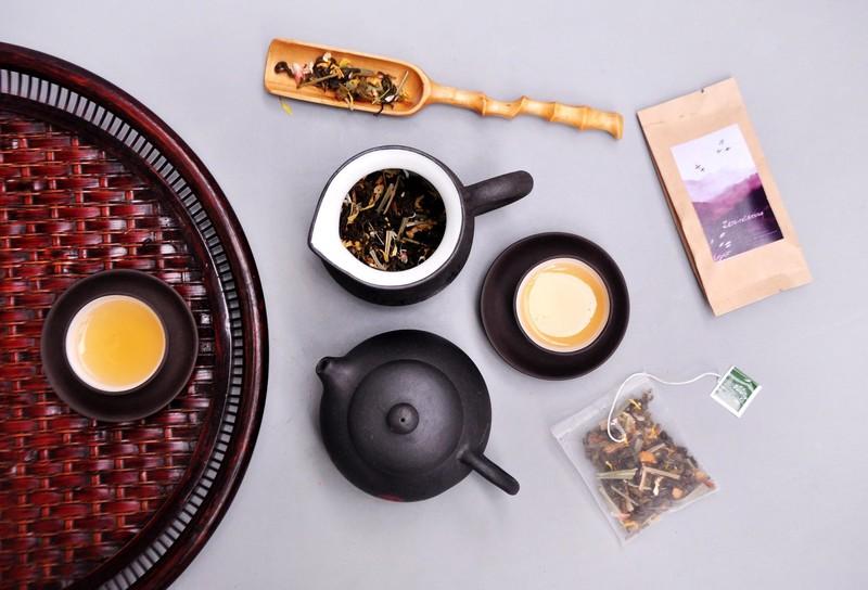 Trà Zen Relaxing có tác dụng thư giãn đầu óc, giải tỏa căng thẳng và thanh lọc cơ thể rất tốt